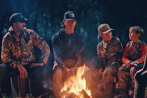 Luke Bryan's 'What Makes You Country' Video Features His Boys