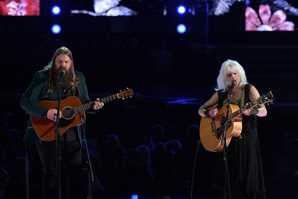 bca2712d4f Chris Stapleton, Emmylou Harris Join Willie Nelson Tribute