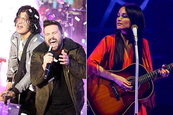 Grammy 2019 Performers: Dan + Shay, Kacey Musgraves Among 2019 Grammy Performers