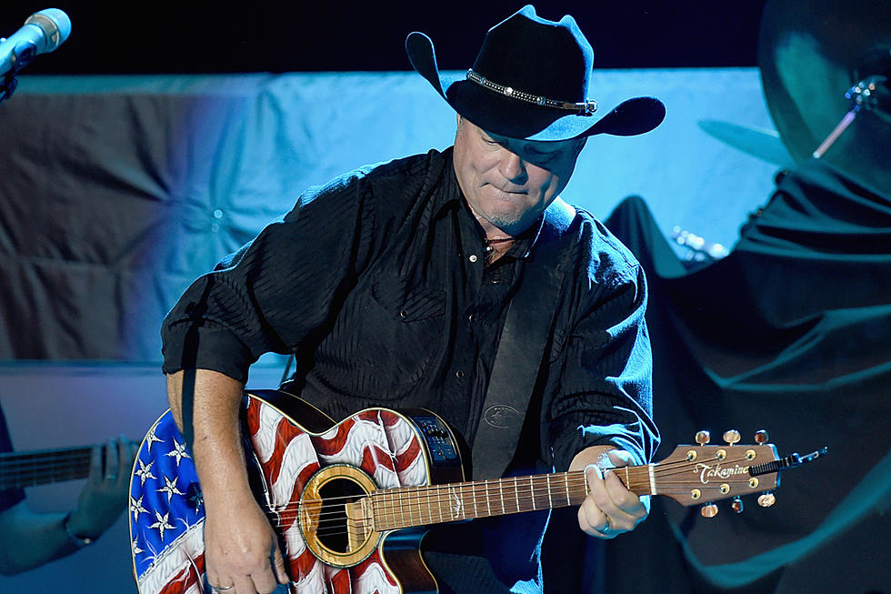 John Michael Montgomery on Months-Long Vocal Rest After Surgery
