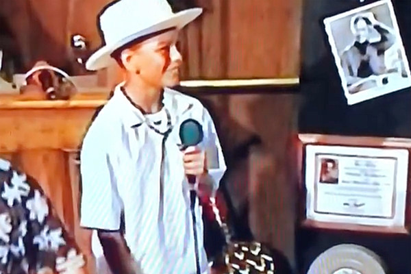 You Have to See 12-Year-Old Kane Brown Singing Tim McGraw