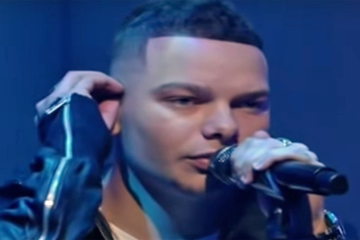 Kane Brown Brings Homesick To Live With Kelly And Ryan