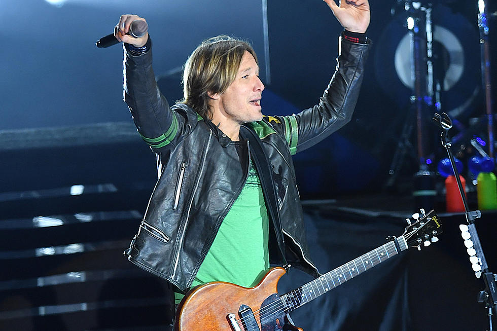 Keith Urban Covers Marshmello and Bastille Hit, 'Happier'