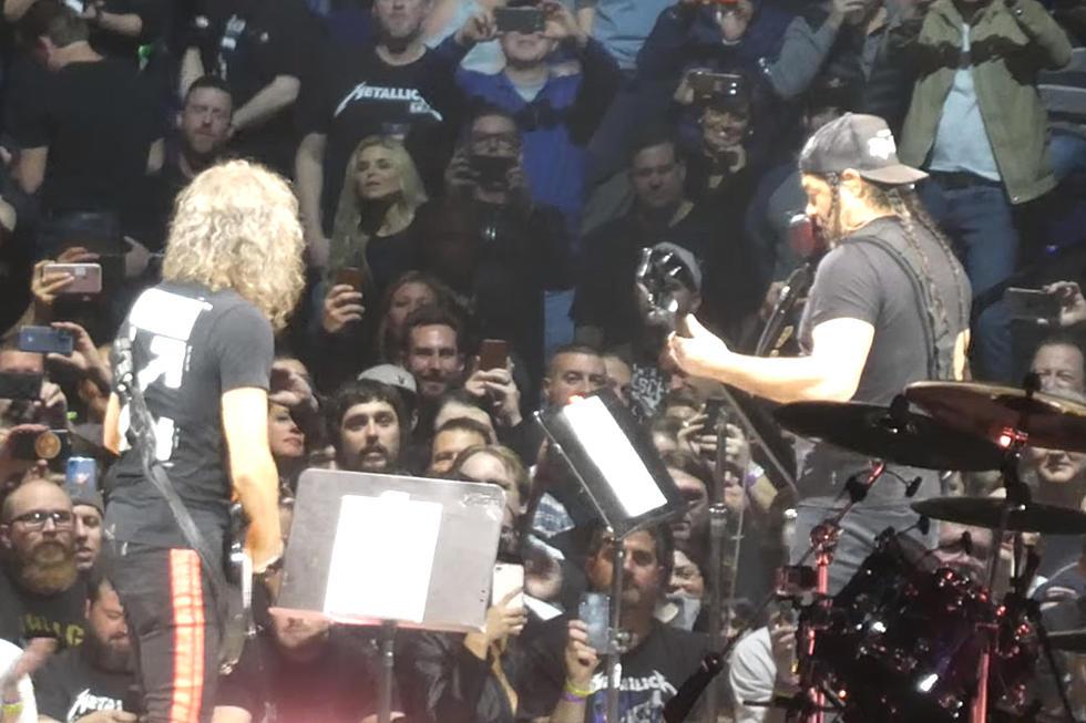 WTF?! Watch Metallica Cover Loretta Lynn in Nashville