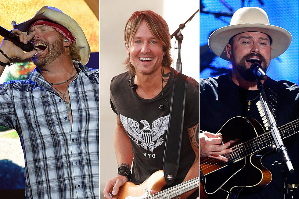 Toby Keith, Keith Urban, More to Play 2019 Faster Horses