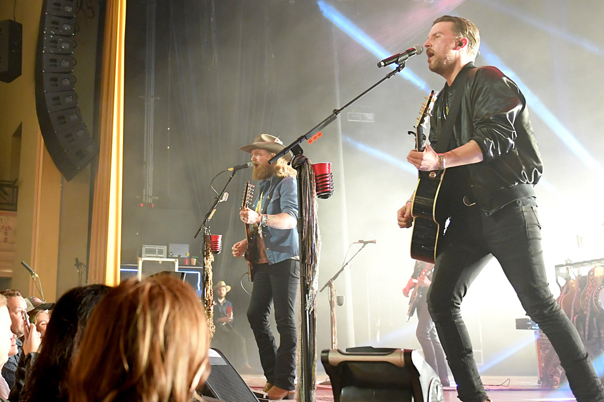 6af080999ed8 Brothers Osborne Joined by Lee Ann Womack at Electric Ryman Show