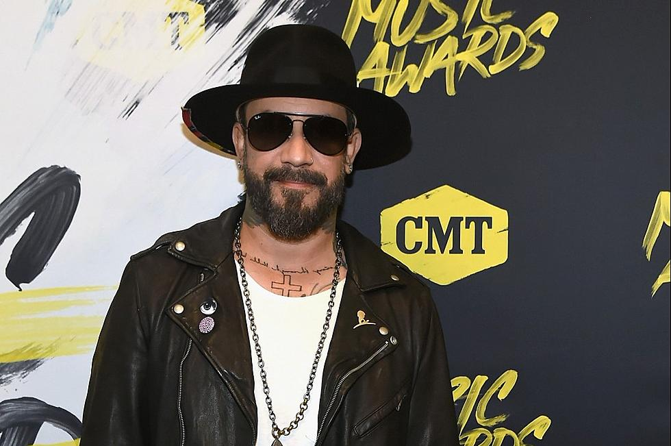 AJ McLean's 'Boy and a Man' Lyrics Bring Out His Vulnerable Side