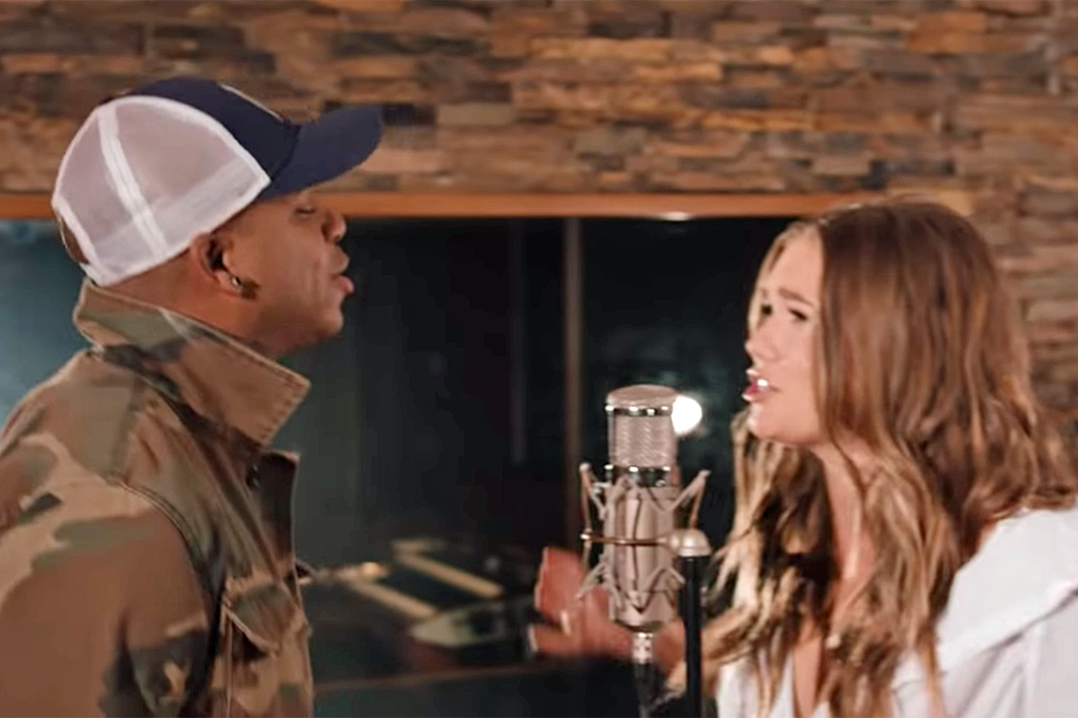 Jimmie Allen + Abby Anderson's 'Shallow' Duet Is Country