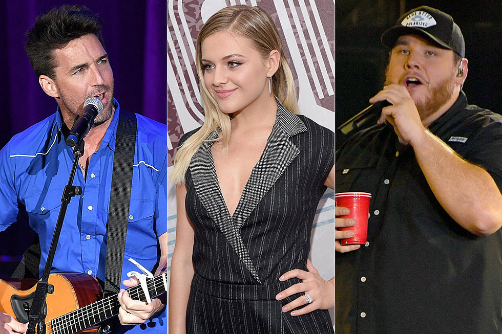 Top 40 Country Songs for March 2019