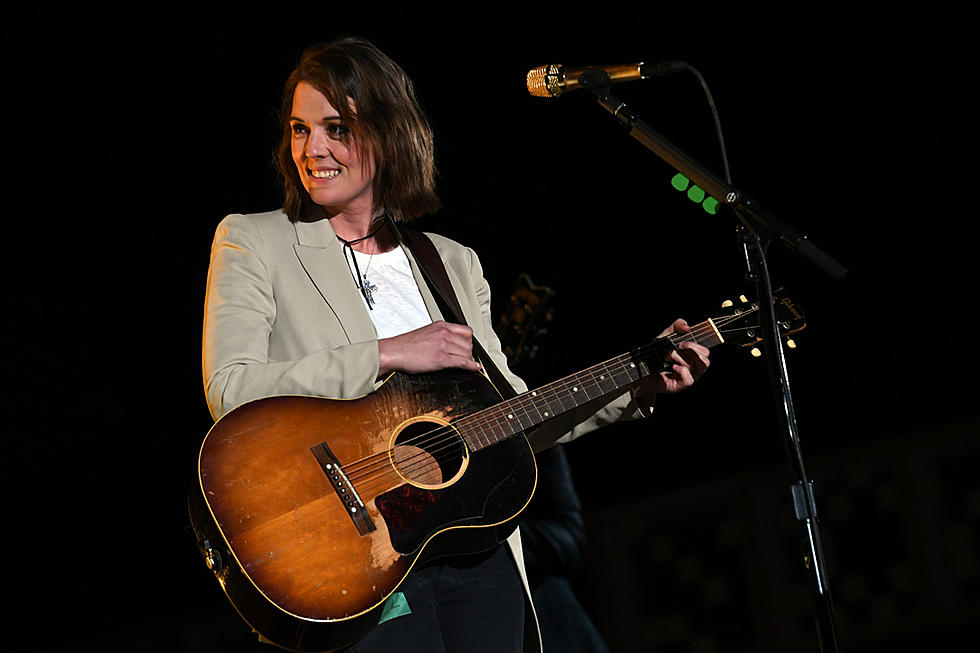 Brandi Carlile: Why 'The Joke' Is 'Important' to 2019 Grammys