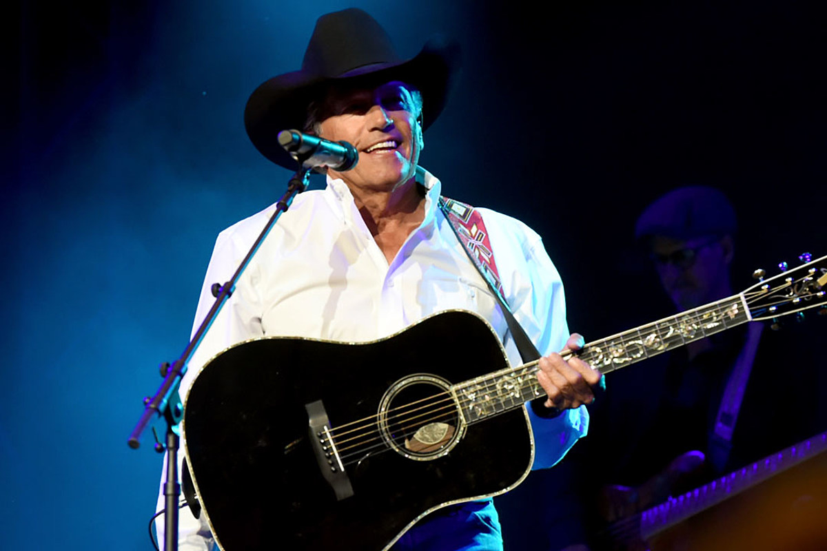 5f8832201d630 George Strait Reveals  Honky Tonk Time Machine  Album Details