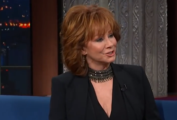 Reba McEntire Shares the Joke That Got Her Booed Off Stage