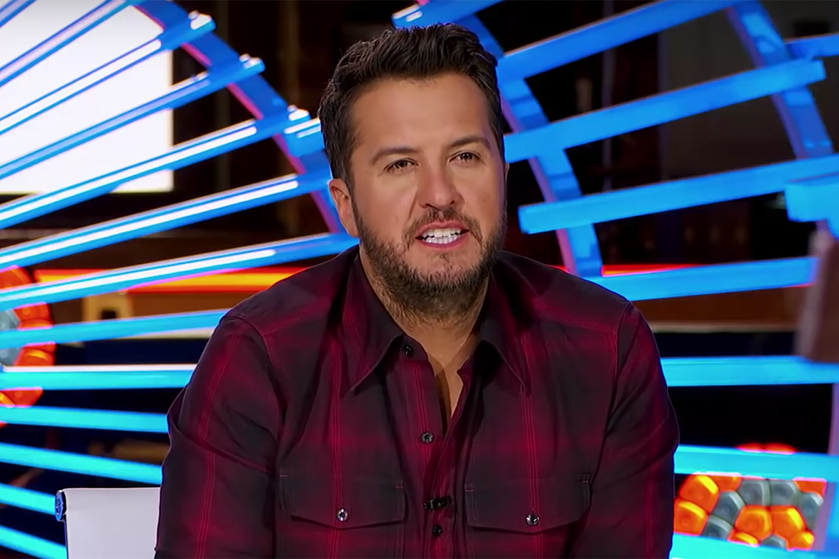 71fb54adde Luke Bryan Favorite Part of 'American Idol'? The Auditions!