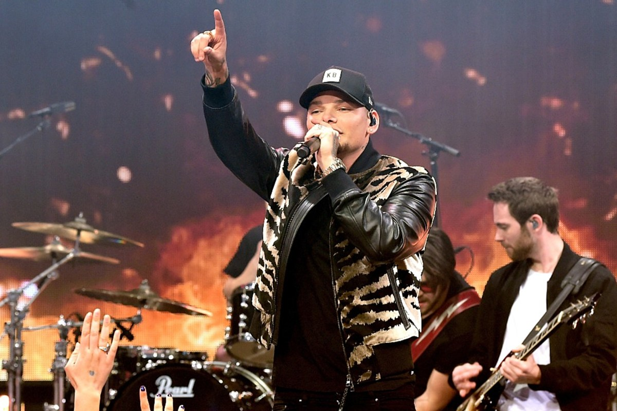 Kane Brown Set A New Record With His Houston Rodeo Debut
