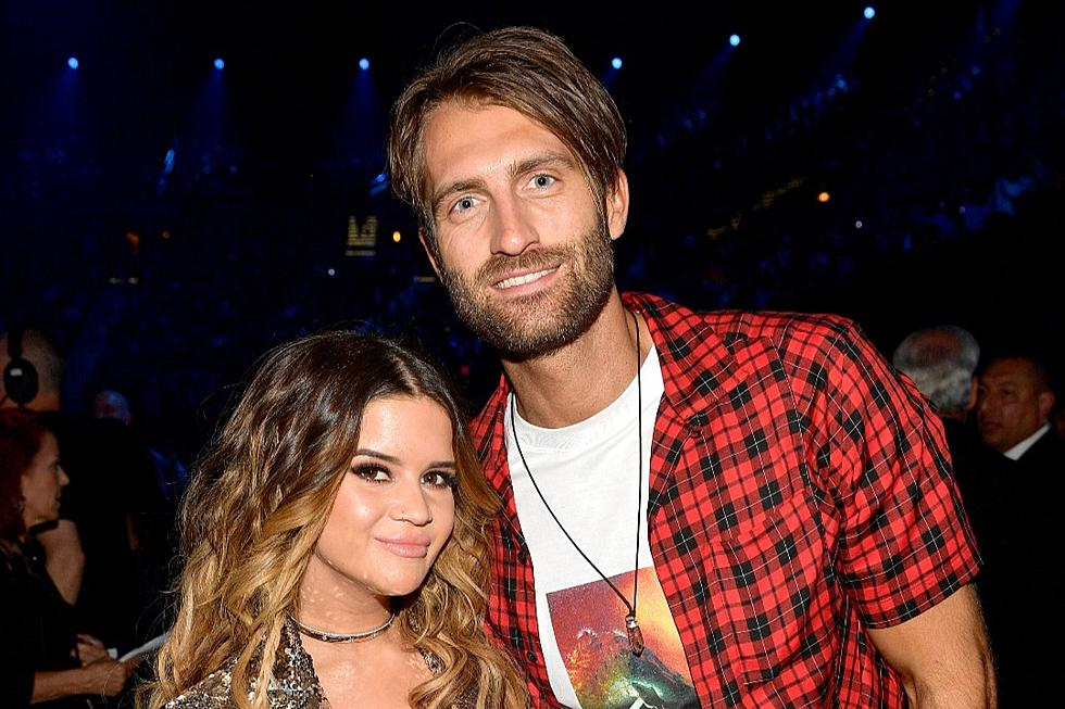 Maren Morris Explains Why She + Ryan Hurd Decided to Try Therapy