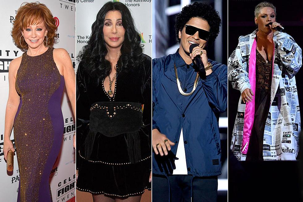 95597e842f Reba McEntire s Dream Collaborators  Cher