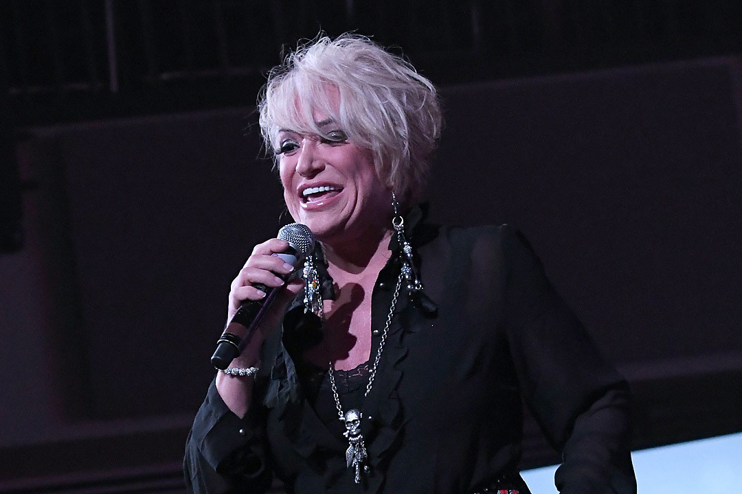 Tanya tucker boob job gone bad that interrupt