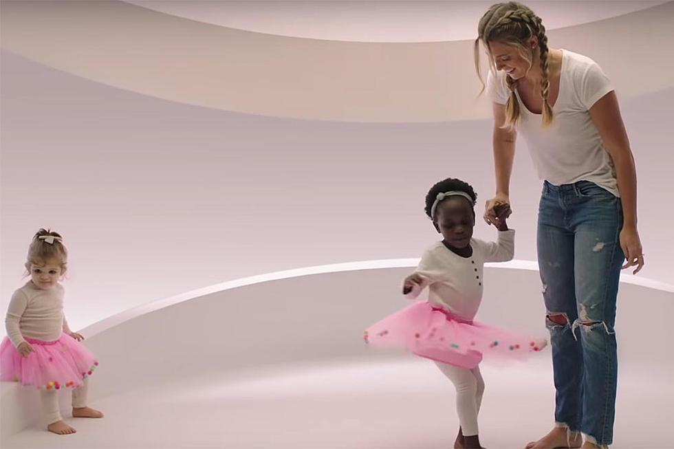 Thomas Rhett's 'Look What God Gave Her' Vid Celebrates His Girls