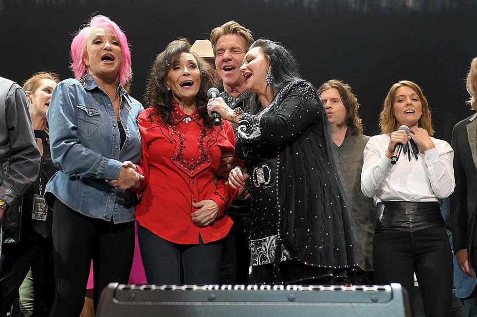 c1da7291bef Loretta Lynn Brings the House Down at Her Own Birthday Show