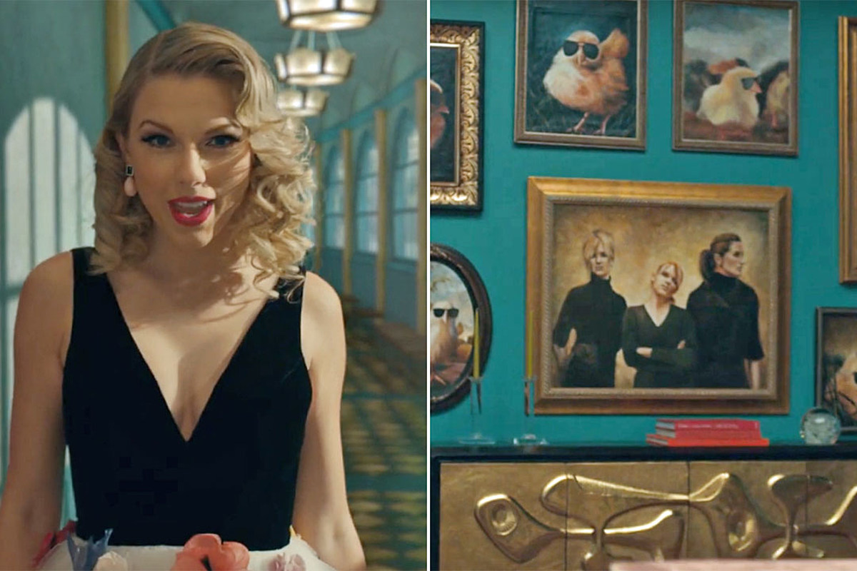 Taylor Swift's Colorful 'Me!' Video Features the Dixie Chicks