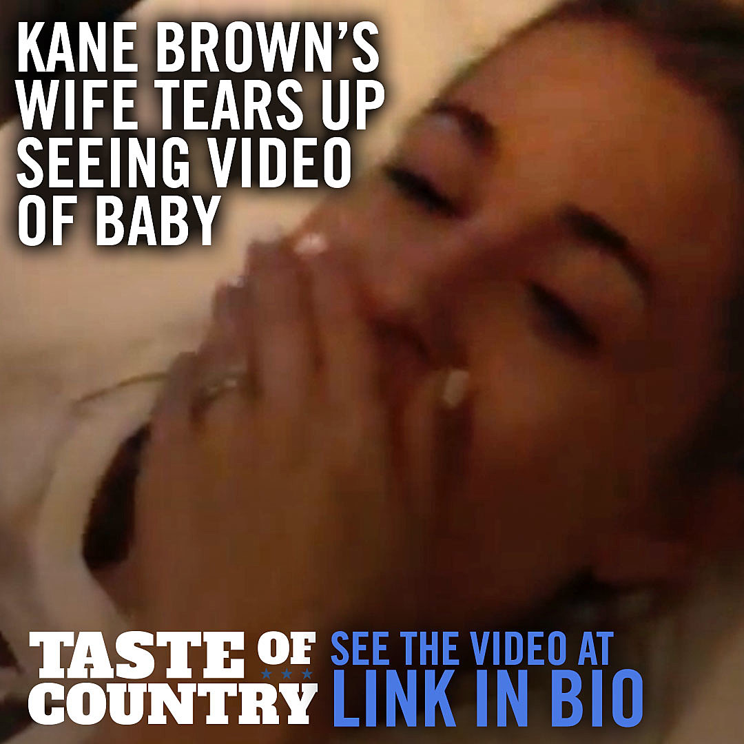 Kane Brown's Wife Katelyn Shares Emotional Ultrasound Video