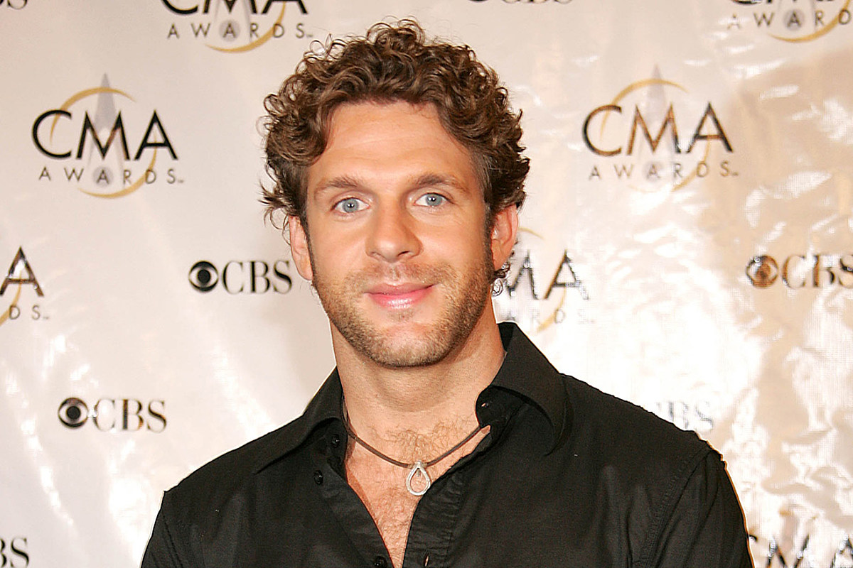Remember When Billy Currington Made His Grand Ole Opry Debut?