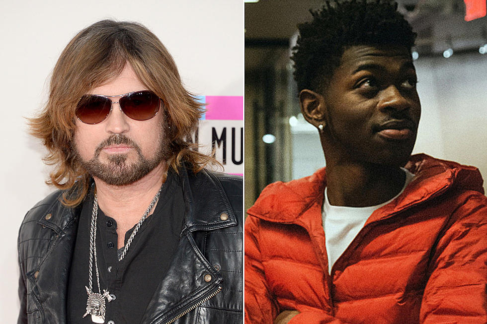 74202c090dc4 Billy Ray Cyrus Joins Lil Nas X for  Old Town Road  Remix After Song Was  Cut From Country Chart