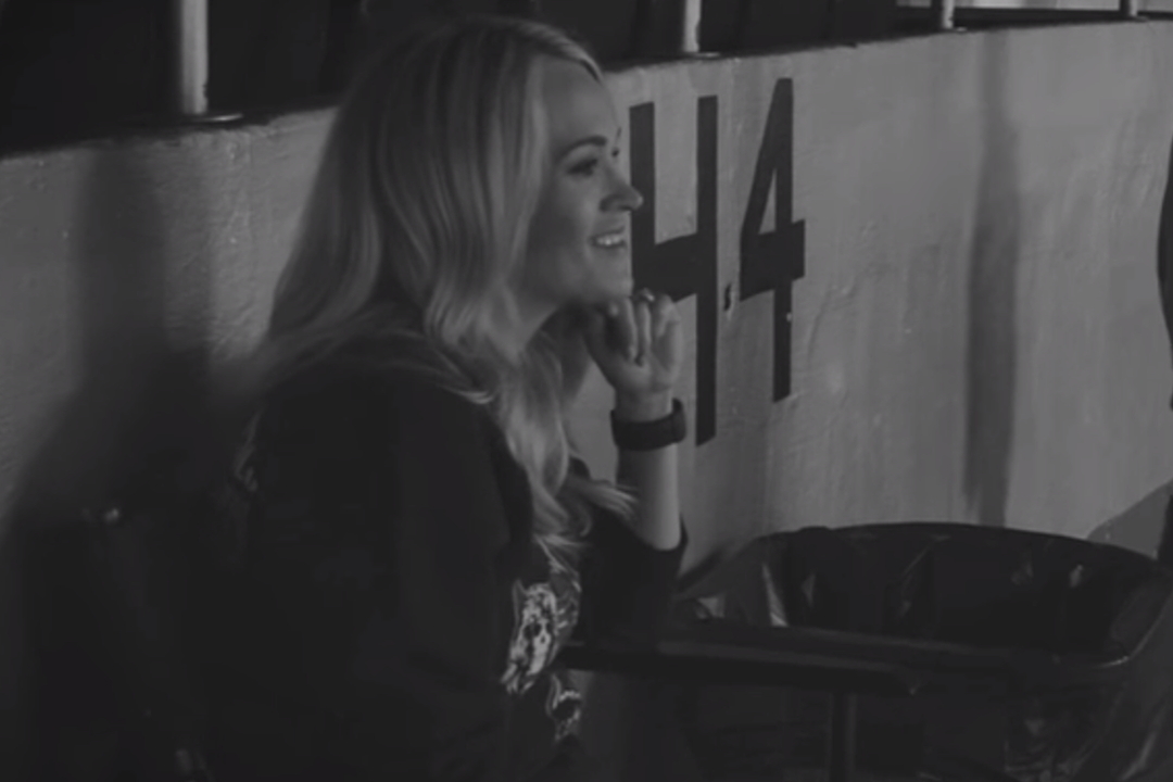 Carrie Underwood Shares Behind-the-Scenes Tour Rehearsal Video
