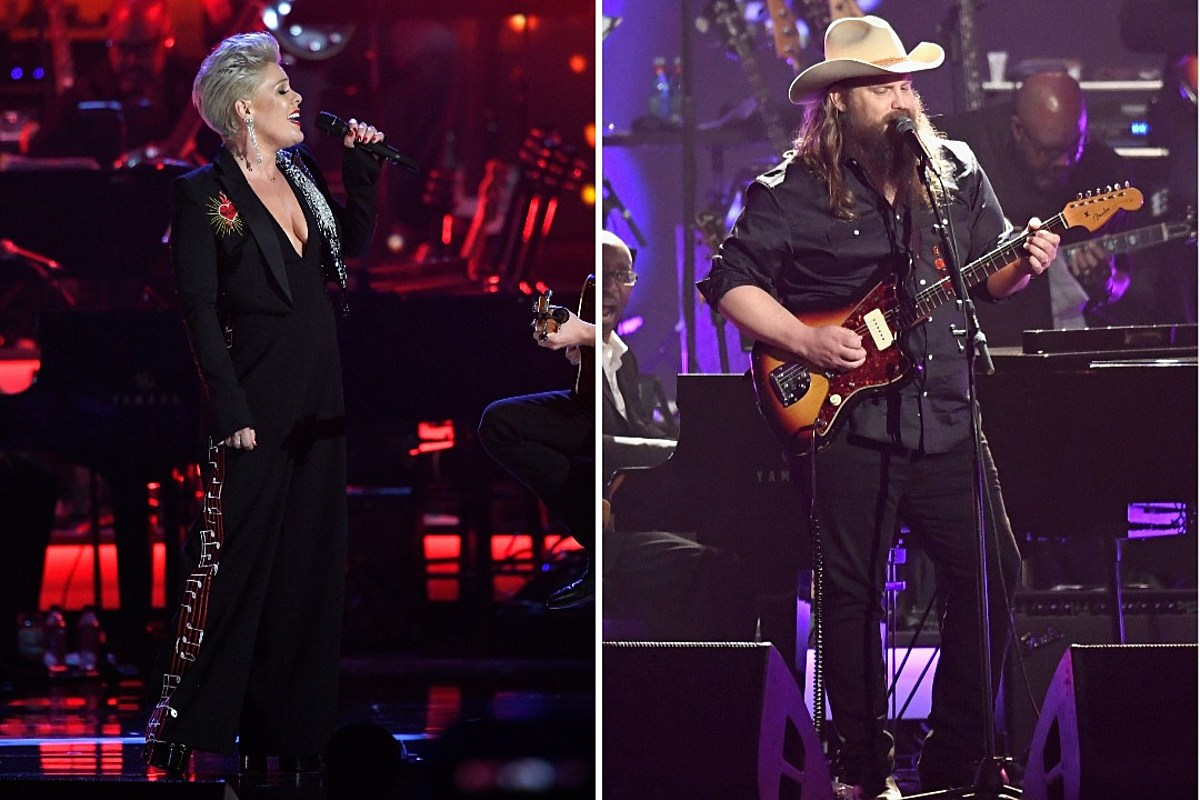 Here Are the Lyrics to Pink and Chris Stapleton's Love Me Anyway