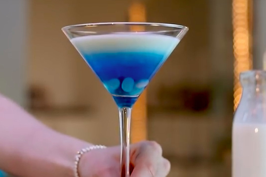 This Easter Egg Cocktail Recipe Is Pretty Hoppin'