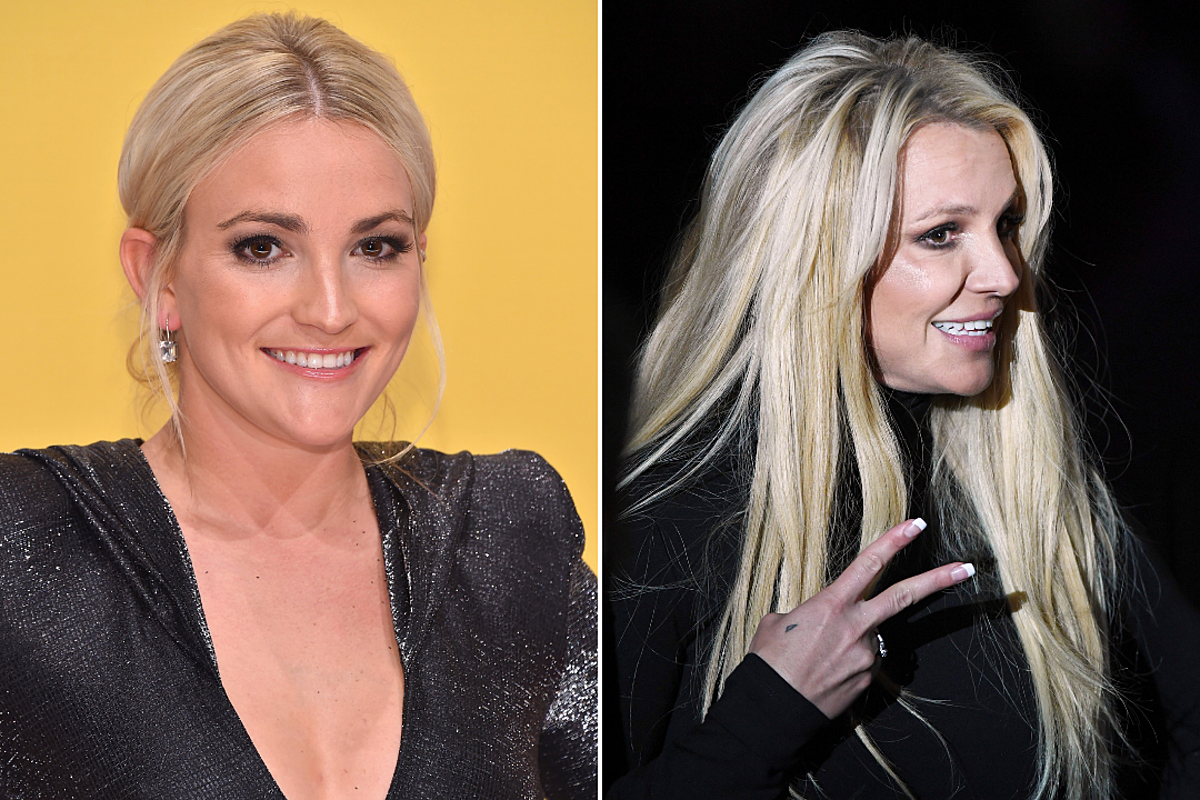 Jamie Lynn Spears And Britney Spears 2019