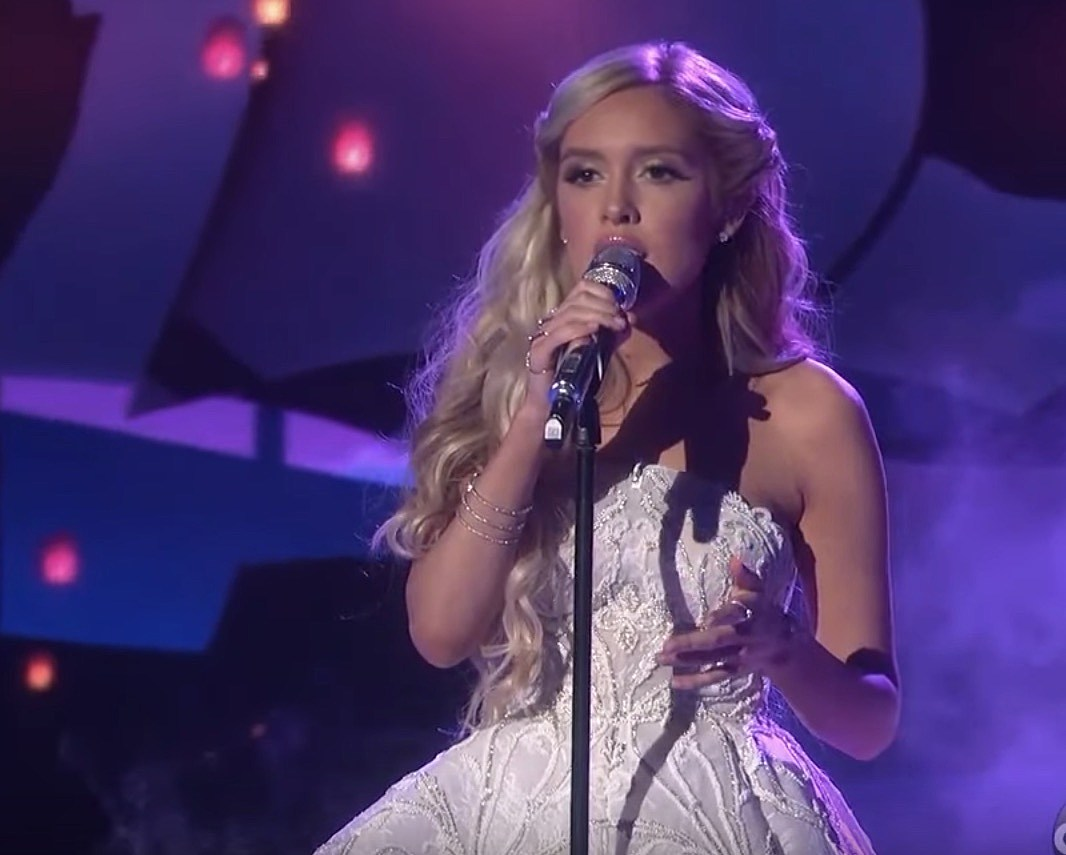 'American Idol': Laci Kaye Booth Channels Disney Princess Vibes