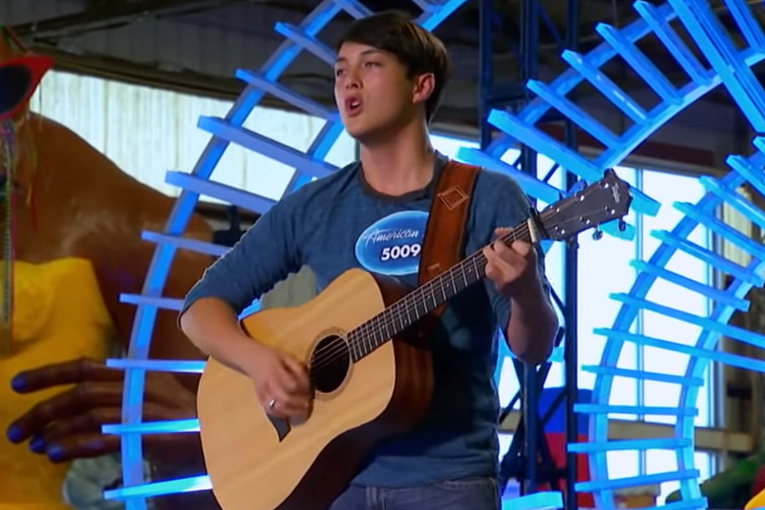 Watch Laine Hardy's First Audition for 'American Idol' — a Year Ago!
