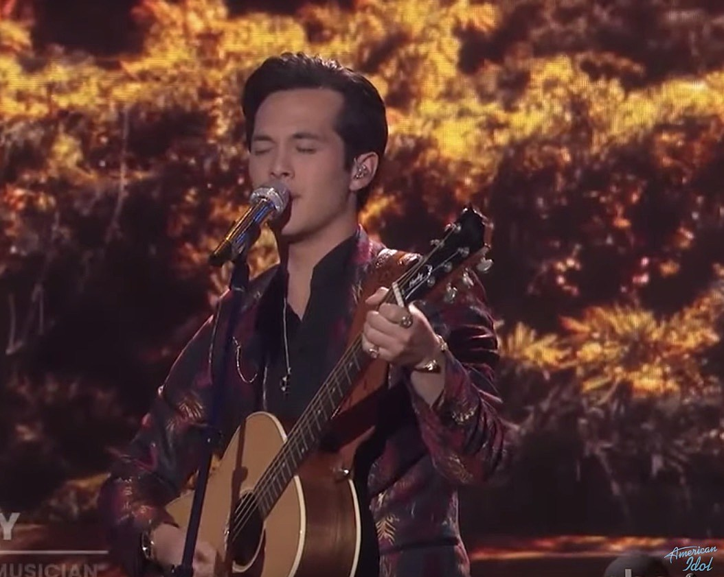 WATCH: Laine Hardy's Country Roots Shine on 'Jambalaya' Cover