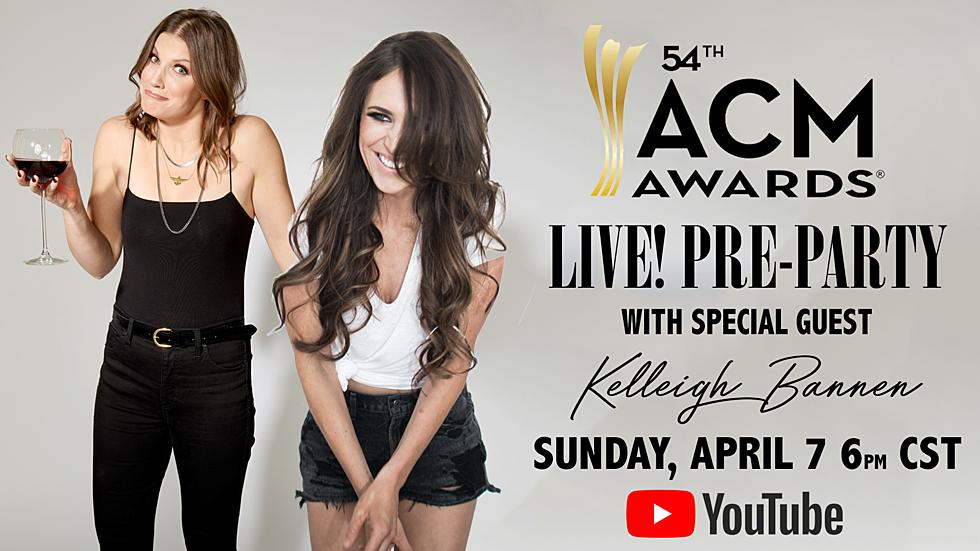 c010ef8ec83 WATCH NOW: 2019 ACM Awards Live Tailgate Pre-Show