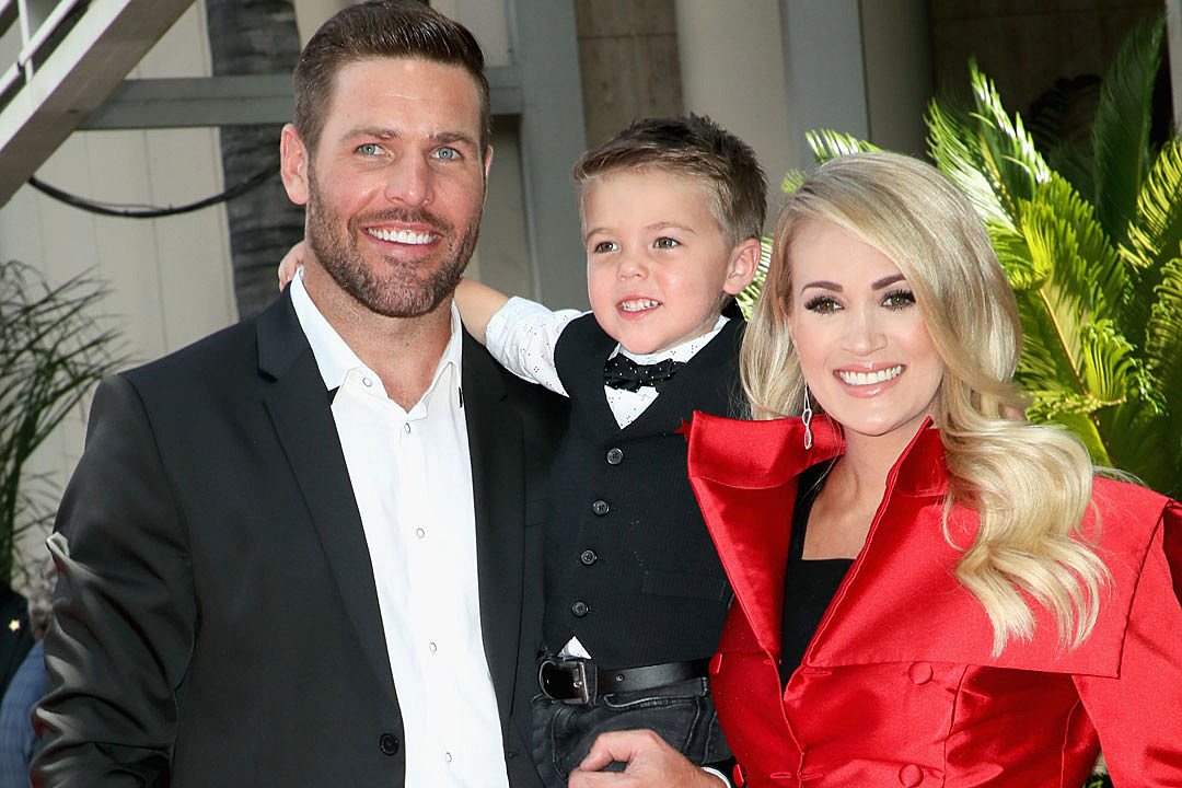 Carrie Underwood's Son's Bedtime Prayer Proves They're Raising Him Right
