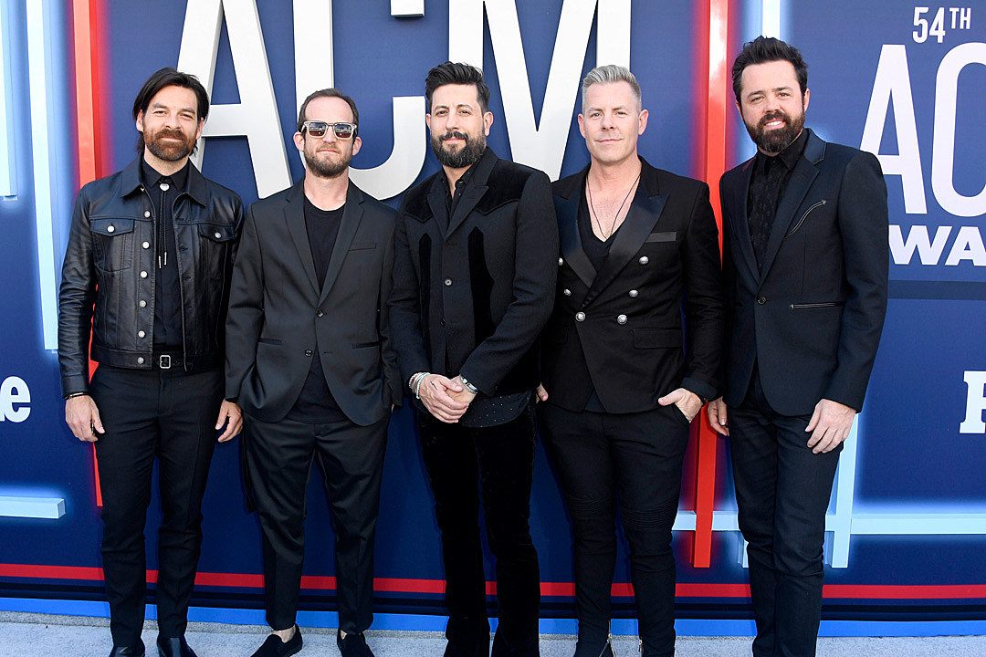 Old Dominion Win Group of the Year at the 2019 ACM Awards!