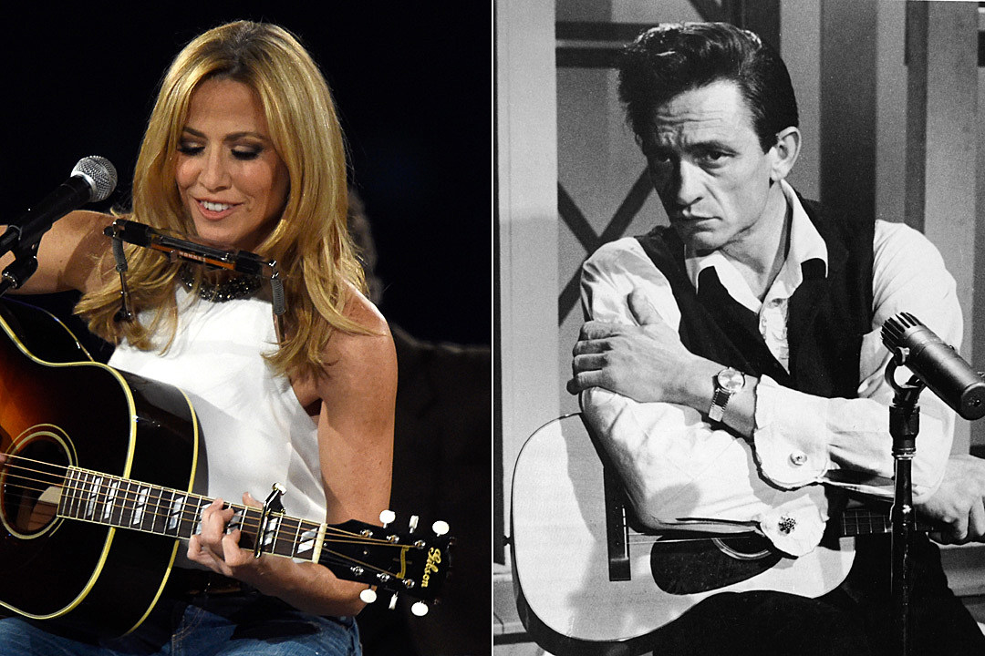 Sheryl Crow's Posthumous Johnny Cash Duet Is Powerful