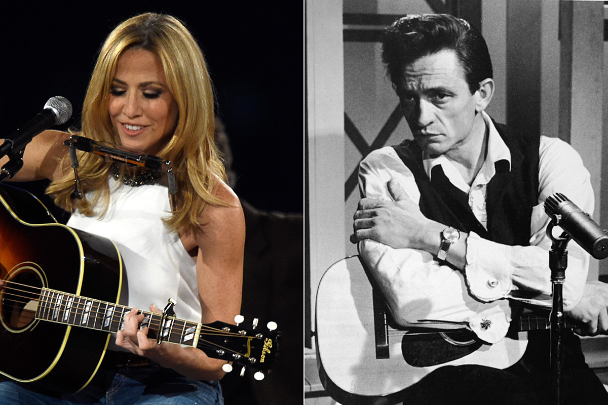 Sheryl Crow's Posthumous Johnny Cash Duet Is Powerful