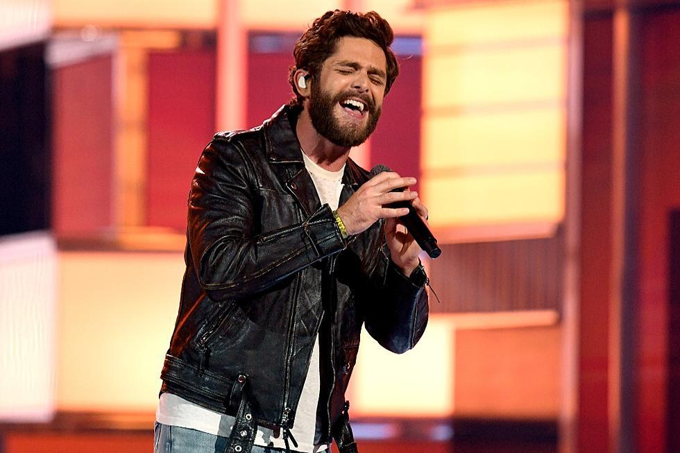 9b7d3f4ff07f46 Thomas Rhett Debuts Tear-Jerking New Song 'Remember You Young' [Listen]