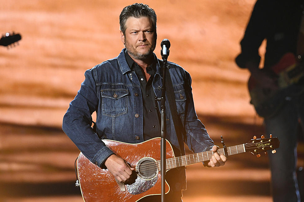 Blake Shelton Doesn't Really Want to Put Any More Albums Out
