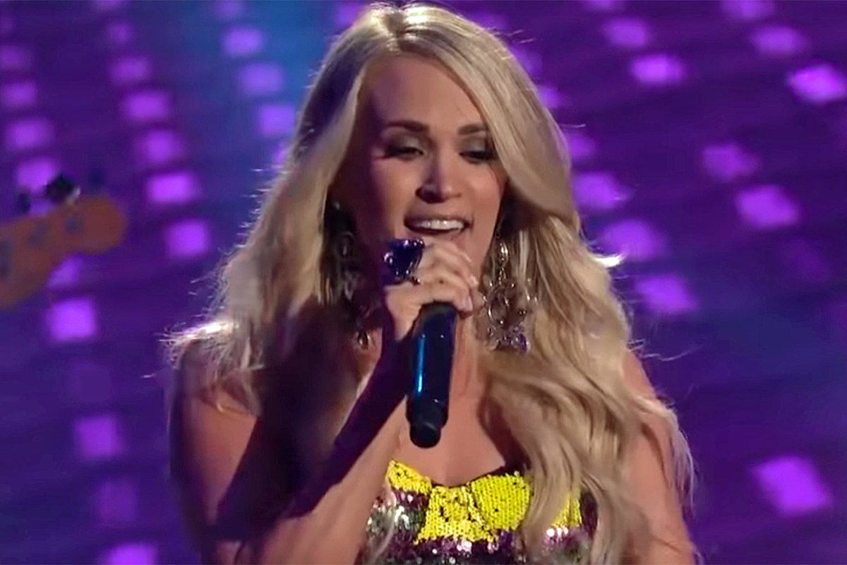 Carrie Underwood Sizzles With Southbound On American Idol