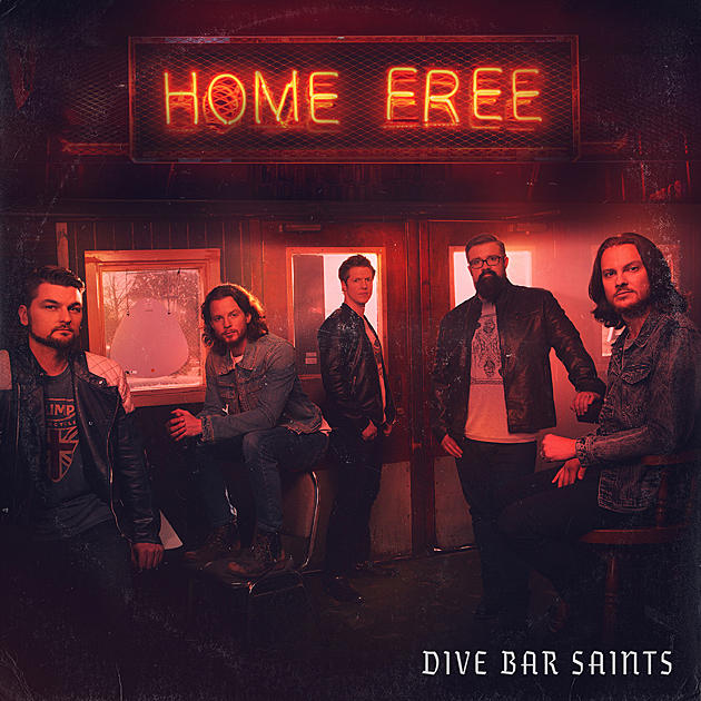 Home Free Announce New Album, 'Dive Bar Saints'