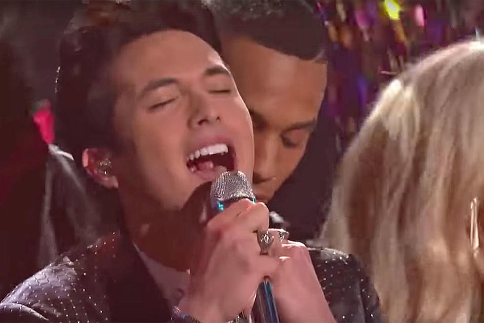 LISTEN: Laine Hardy Drops 'Flame' After 'American Idol' Win