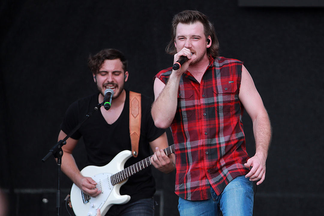 Morgan Wallen Is Still After an Ex in New Single 'Chasin' You'