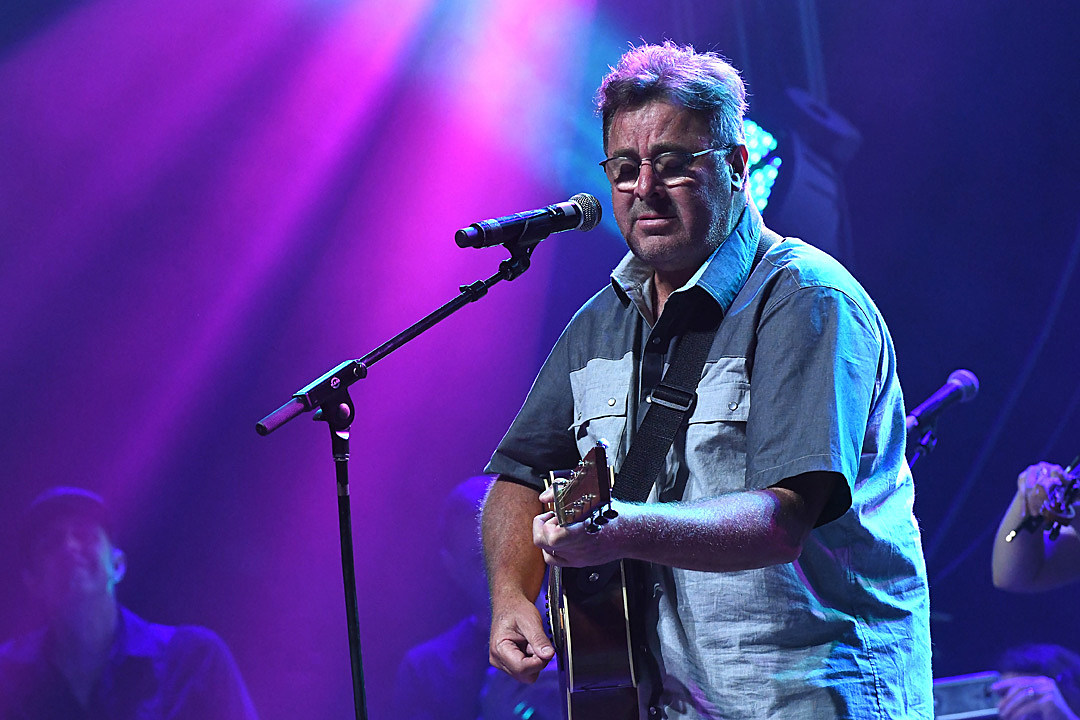 Vince Gill Talks About His Future With the Eagles