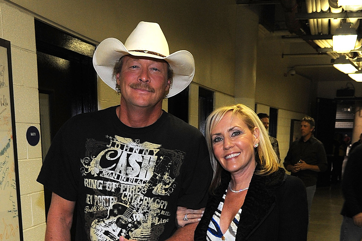 Inside the Crazy Way Alan Jackson Met His Wife Denise