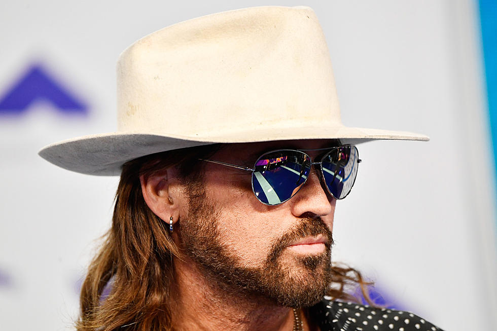 Billy Ray Cyrus Is Known as 'The Whistler' to BTS