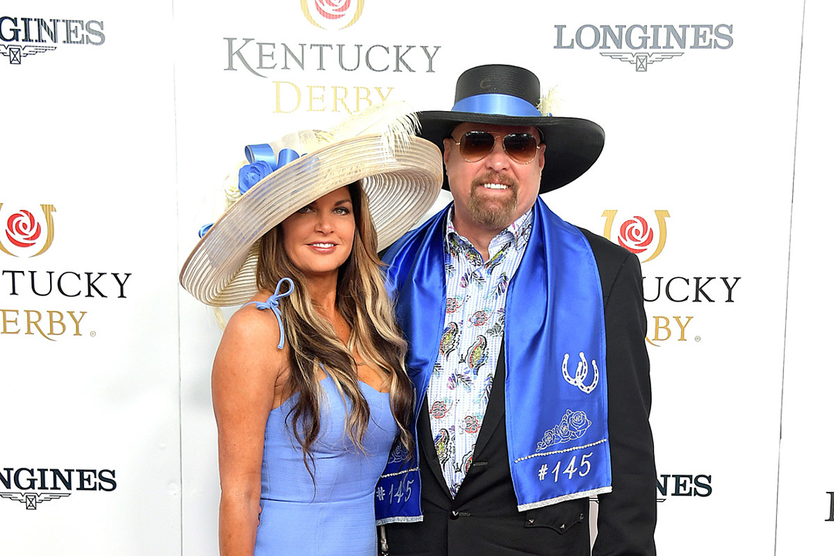 see country music 39 s finest dressed up for the 2019 kentucky derby. Black Bedroom Furniture Sets. Home Design Ideas