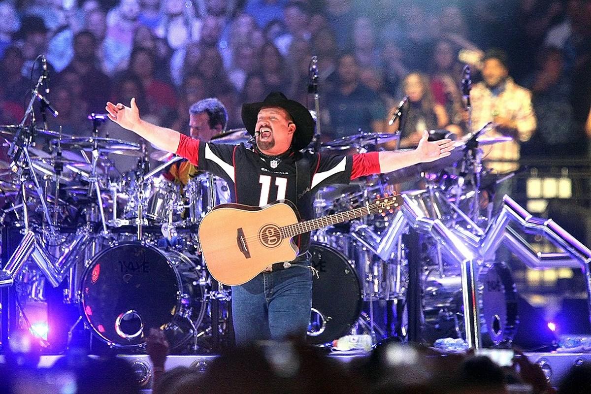 Garth Brooks Announces Another New Stadium Tour Date